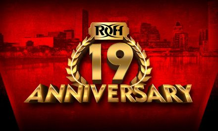 ROH 19th Anniversary Show (March 26) Results & Review