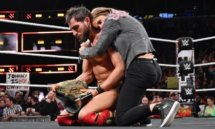 Johnny Gargano vs. Adam Cole (NXT TakeOver: New York): The Best Damn Christmas Gift I Ever Gave