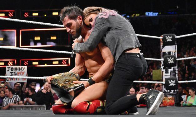 Johnny Gargano vs. Adam Cole (NXT TakeOver: New York): The Best Damn Christmas Gift I Ever Gave