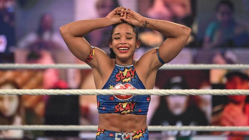The Est Around: Nothing Is Going to Keep Bianca Belair Down