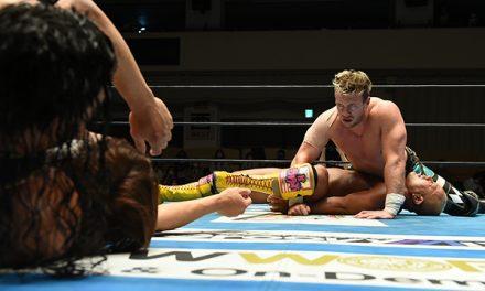 NJPW Road to Sakura Genesis – Night 2 (March 29) Results & Review