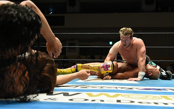 NJPW Road to Sakura Genesis – Night 2 (March 29) Results & Review