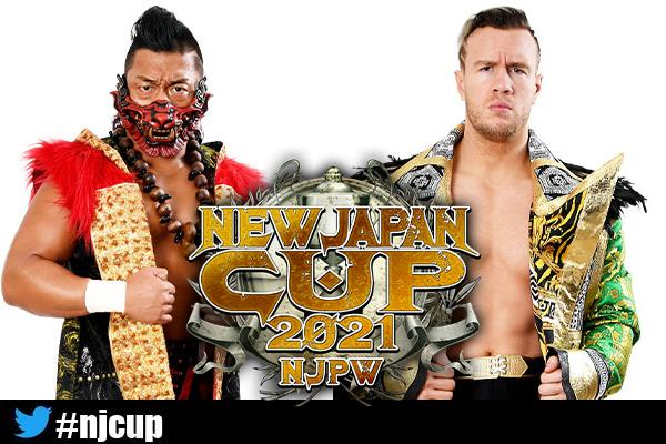 NJPW New Japan Cup Final 2021 (March 21) Results and Review