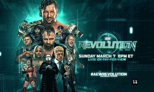 AEW Revolution 2021 Preview & Predictions