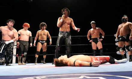 AJPW Dream Power Series 2021 (March 6) Results & Review