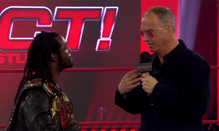 """I've Already Written That History"": Don Callis, Rich Swann & Impact's Rebellion"