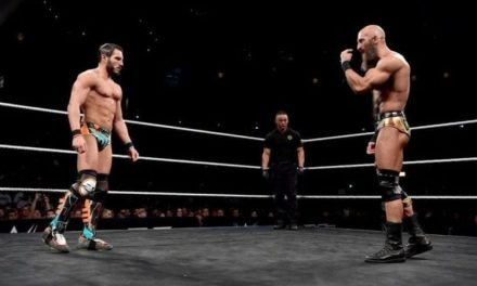 Ciampa vs. Gargano & Knowing When to End