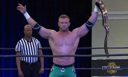 NWA Back for the Attack (March 21) Results & Review