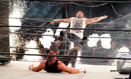 Kenny Omega vs. Jon Moxley Had a Silver Lining
