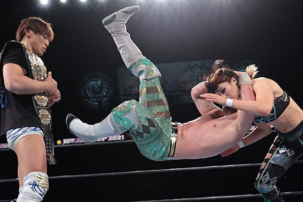 Backstage Notes On Will Ospreay/Bea Priestley Angle ($)