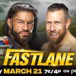 WWE Fastlane 2021 Betting Odds
