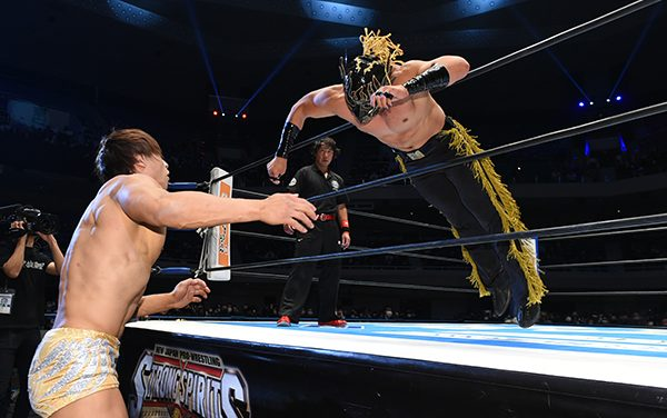 NJPW 48th Anniversary Show (March 4) Results & Review