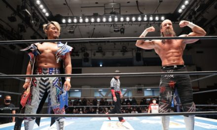 NJPW New Japan Cup 2021 – Night 9 (March 15) Results & Review