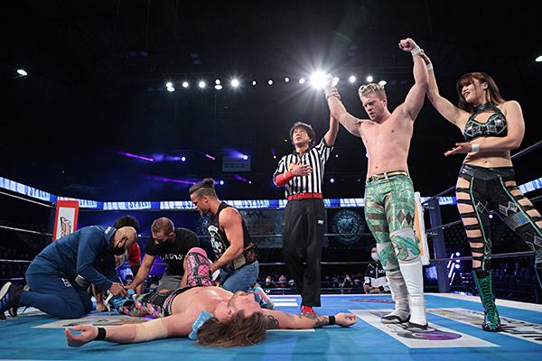 NJPW New Japan Cup 2021 – Night 12 (March 20) Results & Review