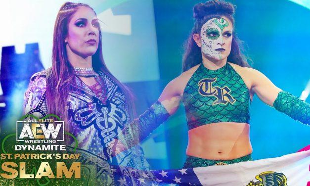 Thunder Rosa and Britt Baker Push Women's Wrestling in a New Direction
