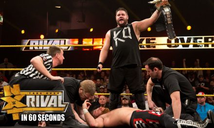VOW Retro: The Arrival (NXT TakeOver Rival)