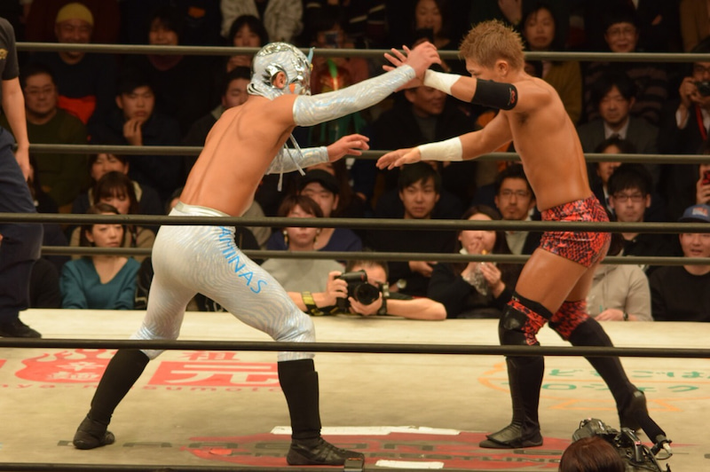 Dragongate's Youth Brigade: Previewing Shun Skywalker vs. Kaito Ishida