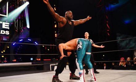 Shaqtastic (29 Points): The Success of Shaq & Jade Cargill vs. Cody Rhodes & Red Velvet