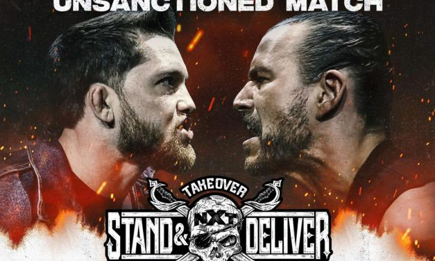 NXT TakeOver: Stand & Deliver Night 2 (April 8) Preview