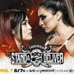 NXT TakeOver: Stand & Deliver Night 1 (April 7) Preview