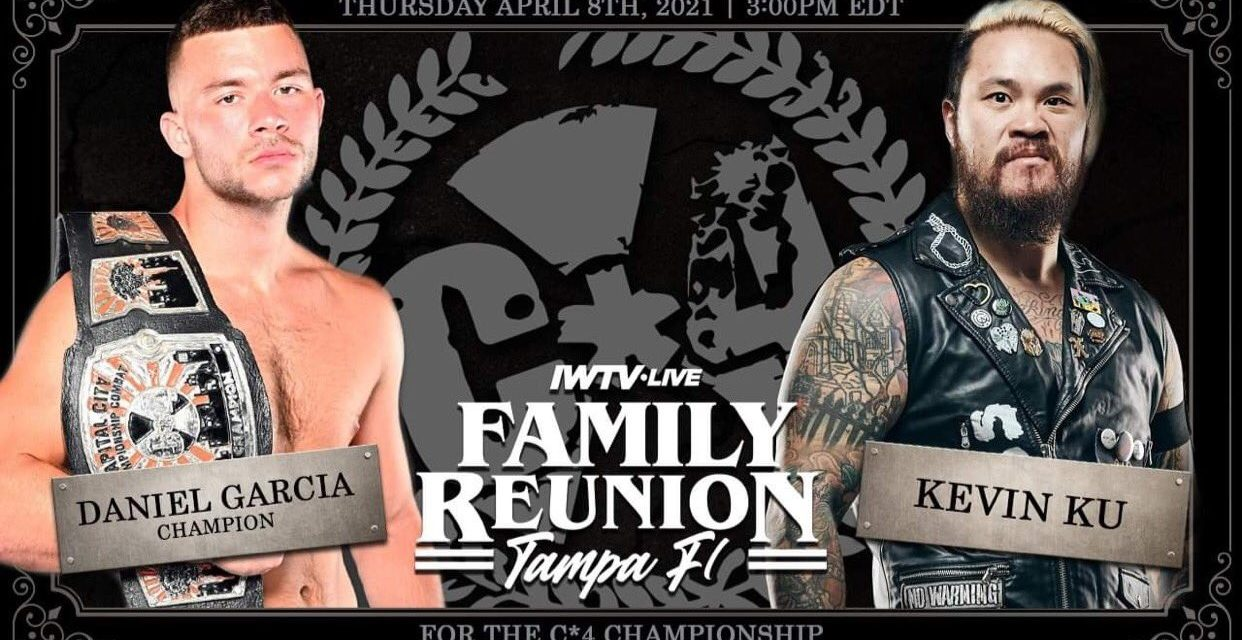 IWTV Family Reunion Part 1 & Part 2 (April 8) Preview