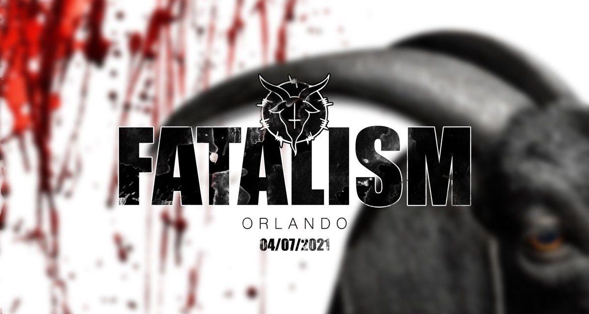 No Peace Underground Fatalism (April 7) Preview