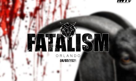 No Peace Underground Fatalism (April 7) Preview