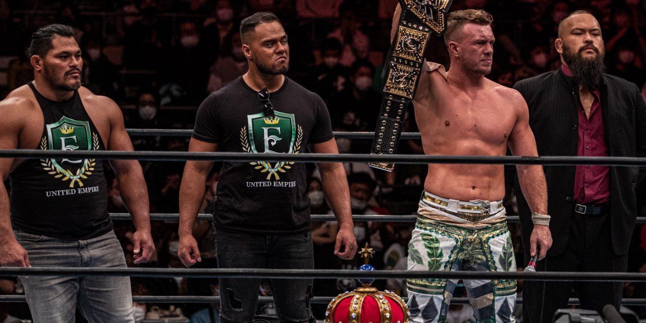 NJPW Sakura Genesis (April 4) Results & Review