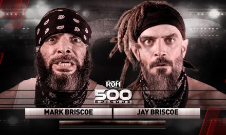 Ring Of Honor TV: Episode 500 (April 16th) Results & Review