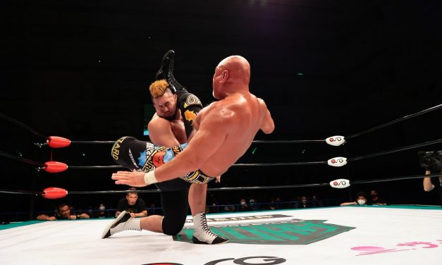 Pro-Wrestling NOAH The Glory 2021 (April 29) Results & Review