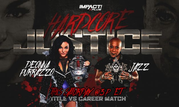 Impact Wrestling Hardcore Justice 2021 (April 10) Results & Review