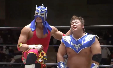 Dragongate Gate of Passion (April 9) Results & Review