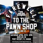 ICW No Holds Barred Vol.12 – Farewell to the Pawn Shop (April 10) Preview