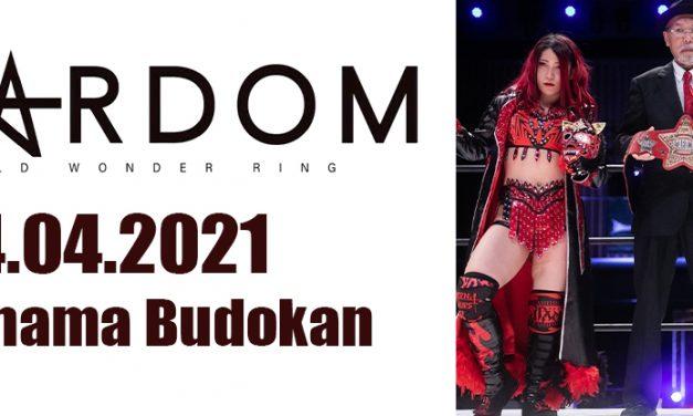 Stardom Yokohama Dream Cinderella 2021 in Spring (April 4) Results & Review