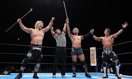 NJPW Road to Wrestling Dontaku – Night 1 (April 10) Results & Review
