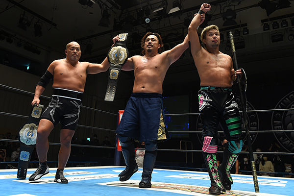 NJPW Road to Wrestling Dontaku – Night 8 (April 20) Results & Review