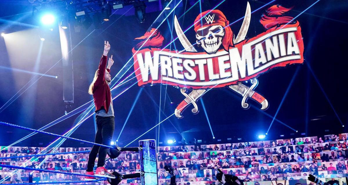 WWE WrestleMania 37 Betting Odds