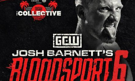 Josh Barnett's Bloodsport 6 (April 8) Review