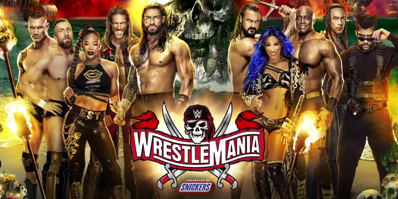 WWE WrestleMania 37: Preview & Predictions
