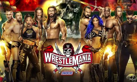 WWE WrestleMania 37 Night 1 (April 10) Results & Review