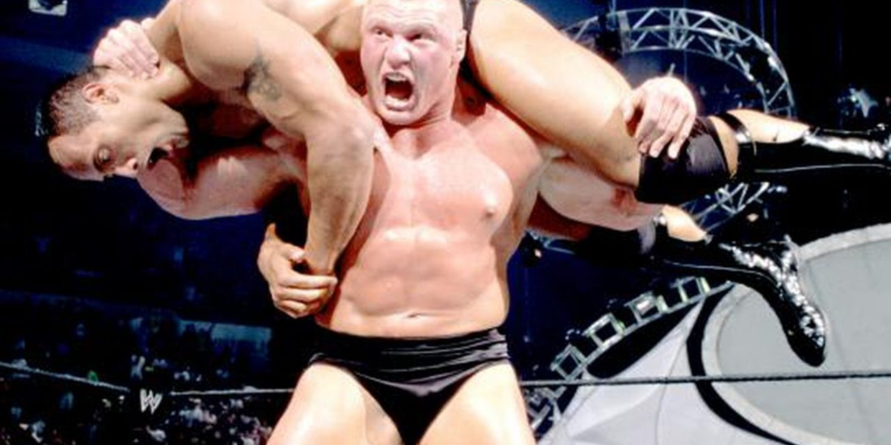 Brockumentary: Chapter Three (Brock vs. Rock)