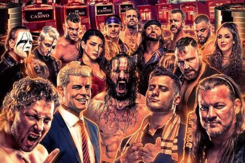 AEW Double or Nothing 2021 Betting Odds