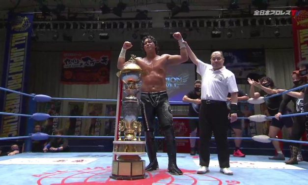 Now Is the Time for Jake Lee and AJPW to Take the Next Step