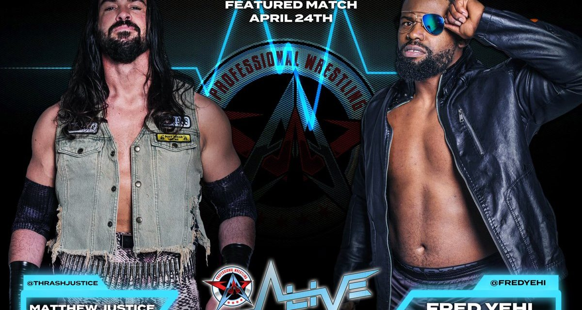 AAW Alive (April 24) Results & Review
