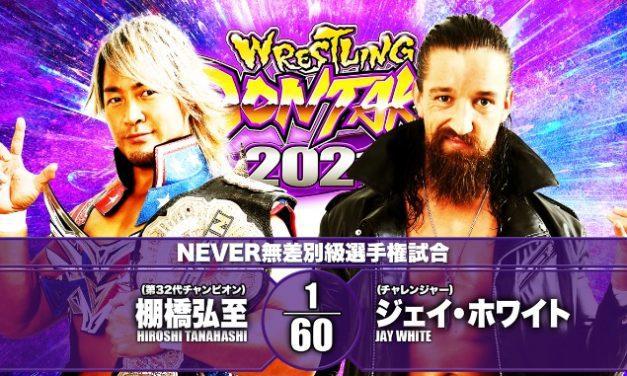 NJPW Wrestling Dontaku – Night 1 (May 3) Preview, Statistics & Research