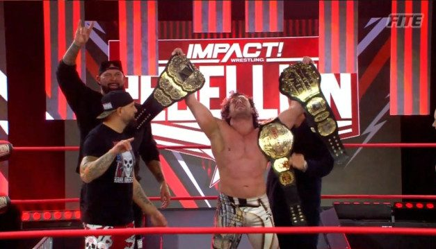The Belt Collector: Kenny Omega and Impact's new direction