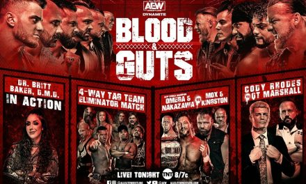 AEW Dynamite Blood & Guts (May 5) Results & Review