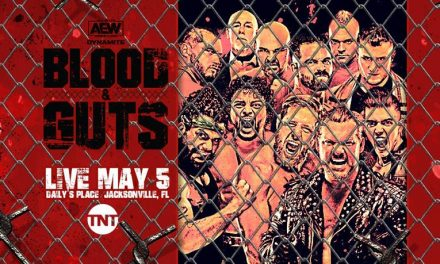 Why AEW's Blood and Guts Match Needs to Deliver