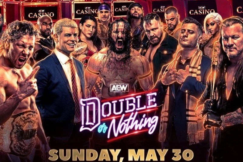 AEW Double or Nothing 2021 (May 30) Preview & Predictions