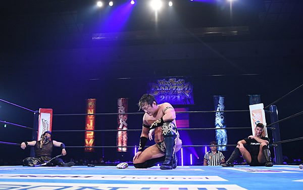 NJPW Wrestling Dontaku 2021 Night 1 (May 3) Results & Reviews
